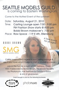 Seattle Models Guild coming to Ellensburg