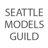 It's official!  I'm working with Seattle Models Guild!