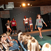 Fashion Show was a Big Success