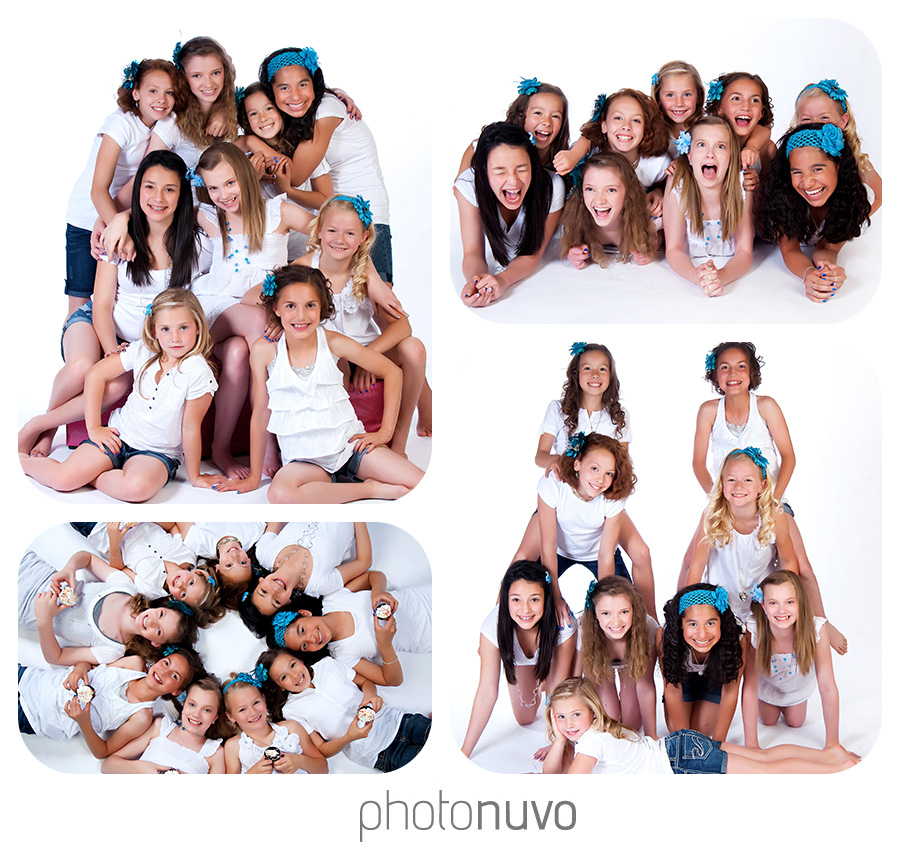 Fun birthday party ideas for tweens archives photonuvo for Photoshoot ideas for groups