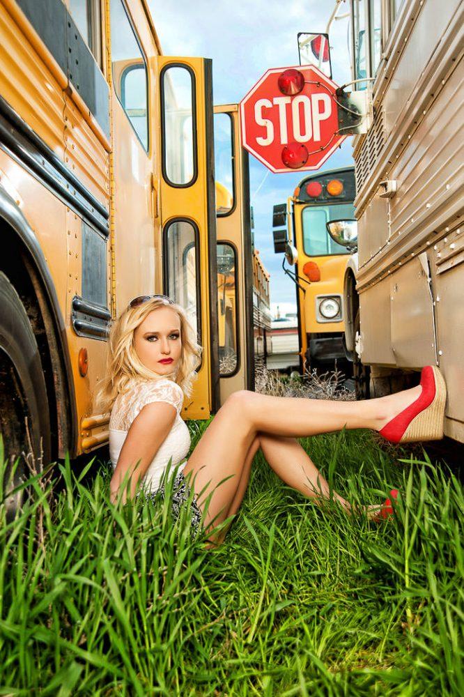 05-photonuvo-senior-pictures-fashion-school-bus